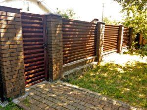 Ворота Жалюзі 7